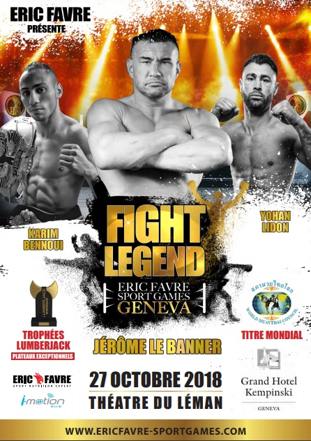 Fight Legend Geneva