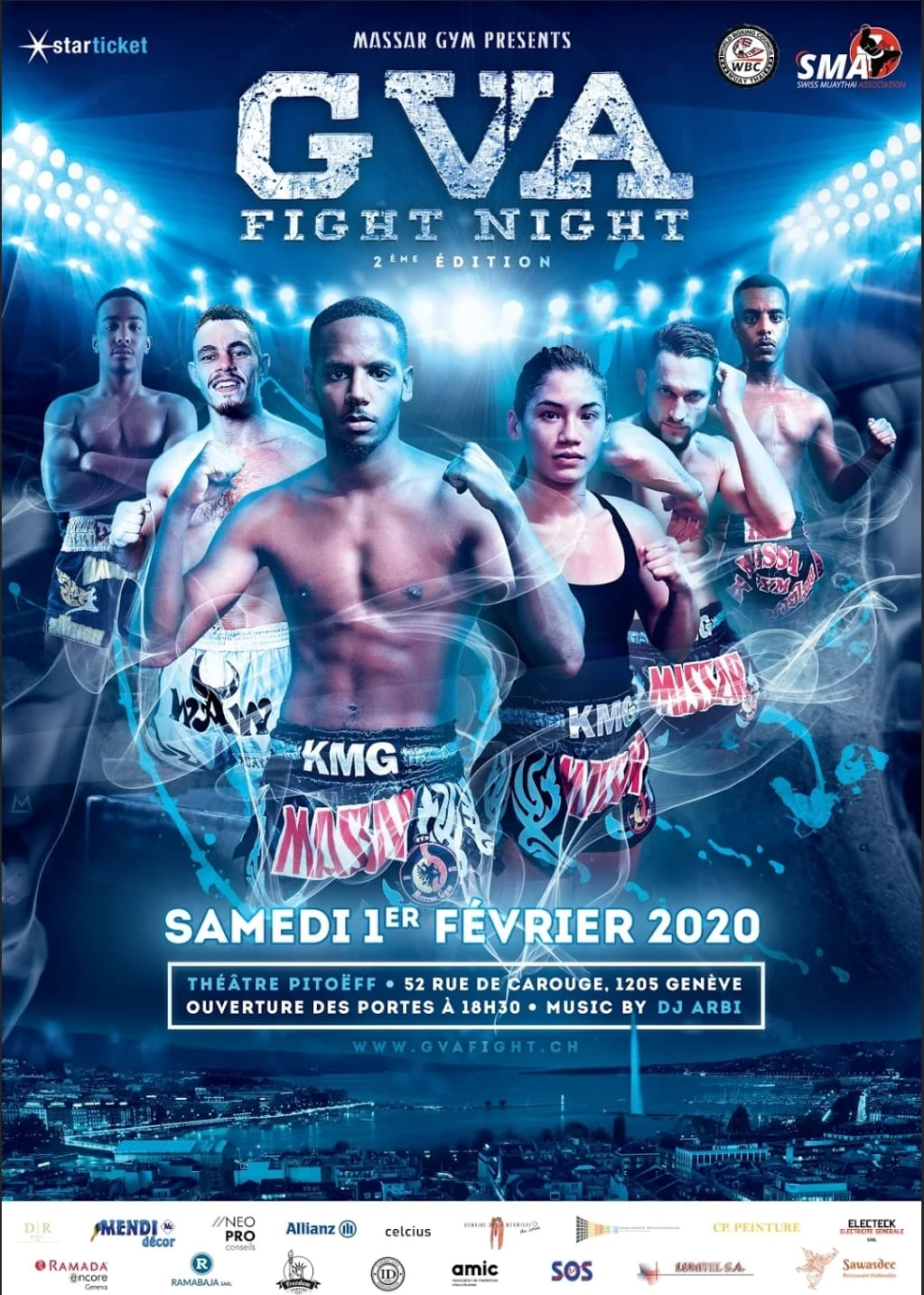 GVA FIGHT NIGHT 2