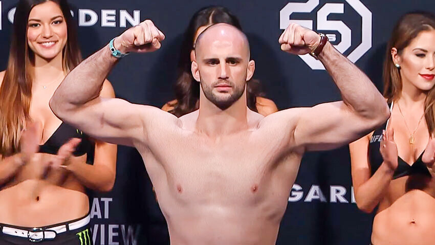 UFC - Volkan OEZDEMIR combattra finalement Ilir LATIFI le 3 août prochain