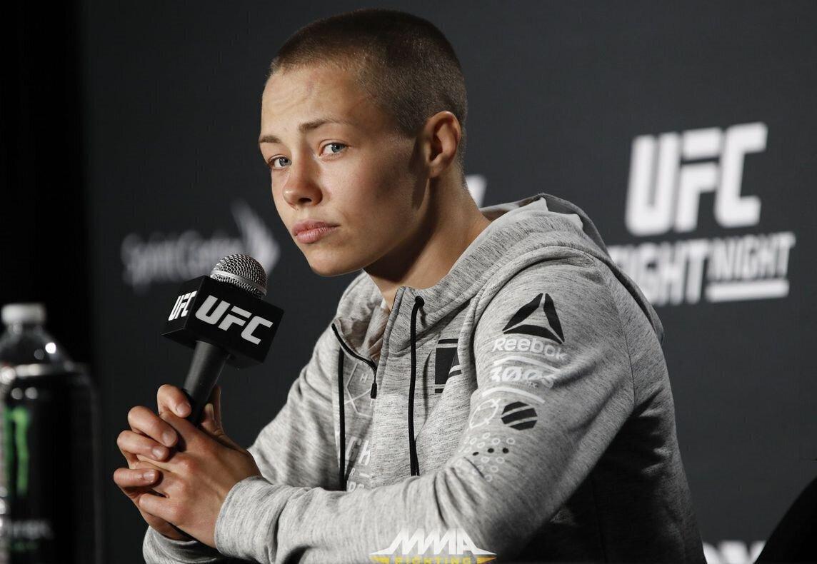 UFC 249 - Rose NAMAJUNAS est forfait
