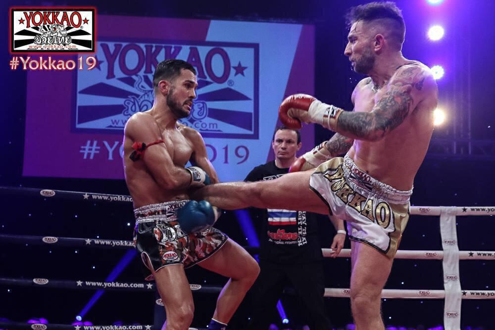 Yodwicha vs Petboonchu 7 - Fight Video