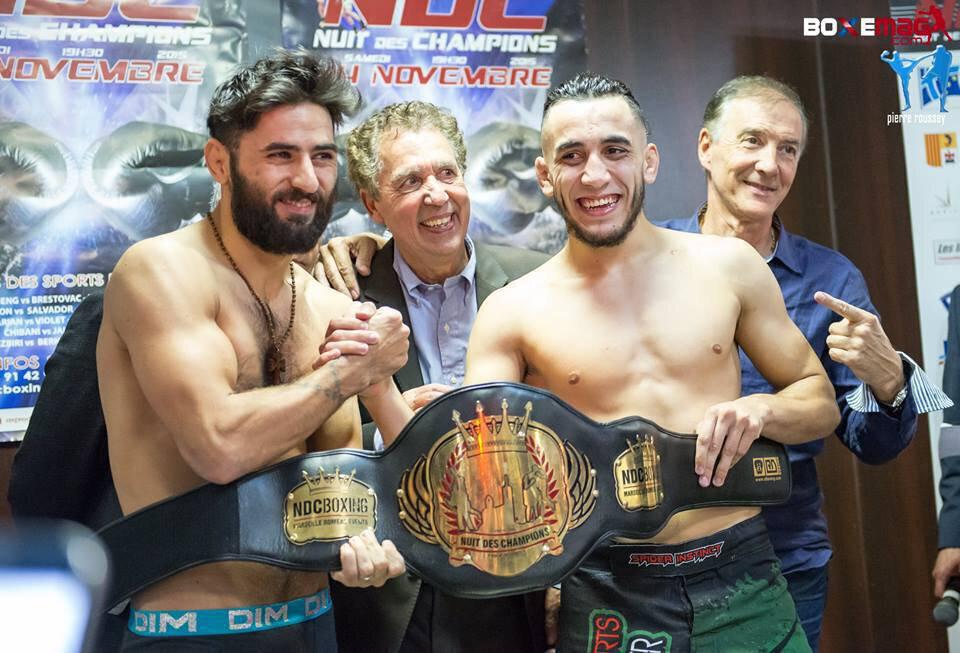 Elias Boudegzdame vs Araik Margarian - Full Fight Video - NDC 22