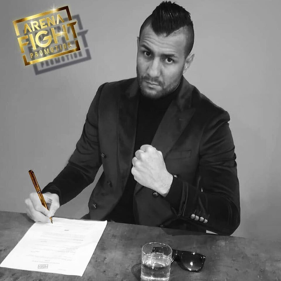 Mehdi BAGHDAD - Le vétéran de l'UFC rejoint les rangs de l'Arena Fight