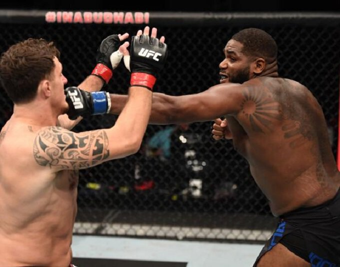 Alan Baudot fera son deuxième combat à l'UFC face à Rodrigo Nascimento