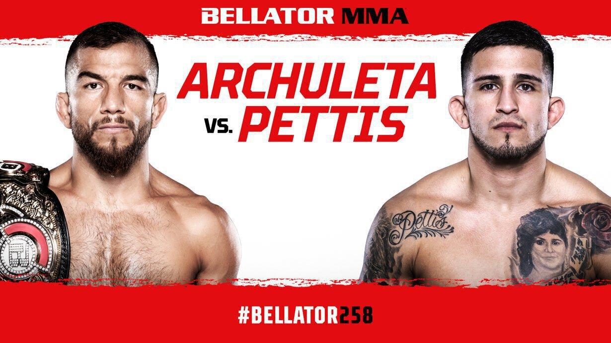 Bellator 258 Résultats - Pettis nouveau champion des Bantamweights
