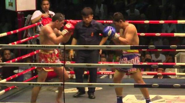 Youssef Boughanem vs Suriya Prasathimai - Pattaya.
