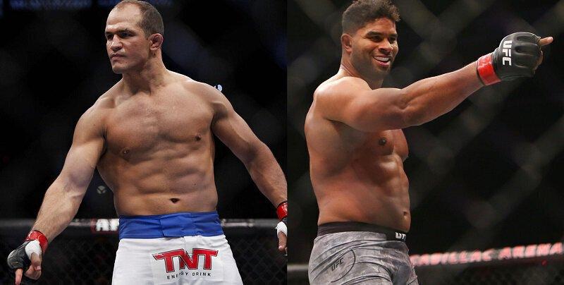 L'UFC se sépare de Junior Dos Santos et Alistair Overeem