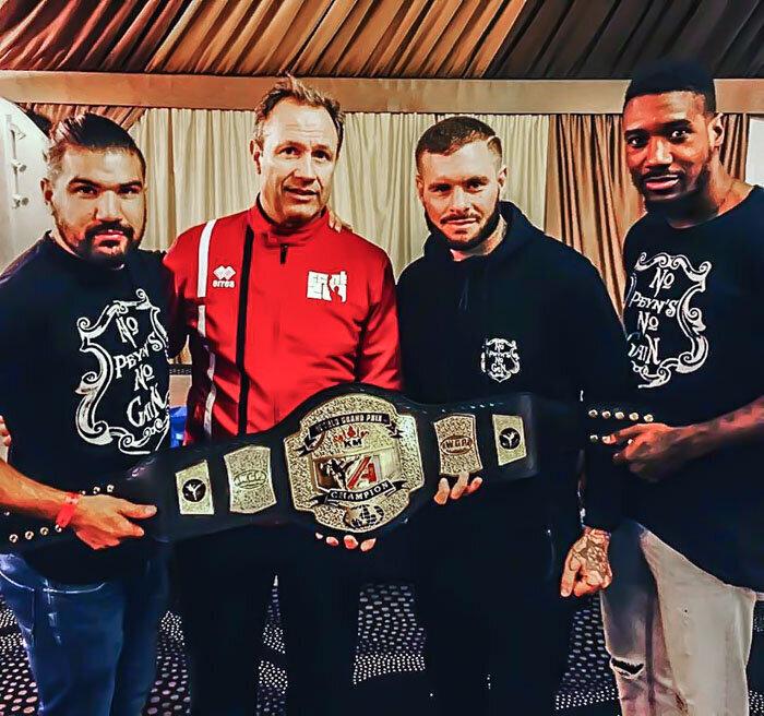 Partouche Kickboxing Tour 2018 - PEYNAUD et HODUK remportent les grandes finales