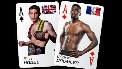 Cedric Doumbé vs Ben Hodge - Full Fight Video - PKT 2016