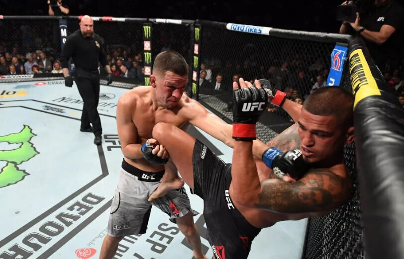 UFC - Nate DIAZ s'impose sur Anthony PETTIS et défie Jorge MASVIDAL - VIDEO HL