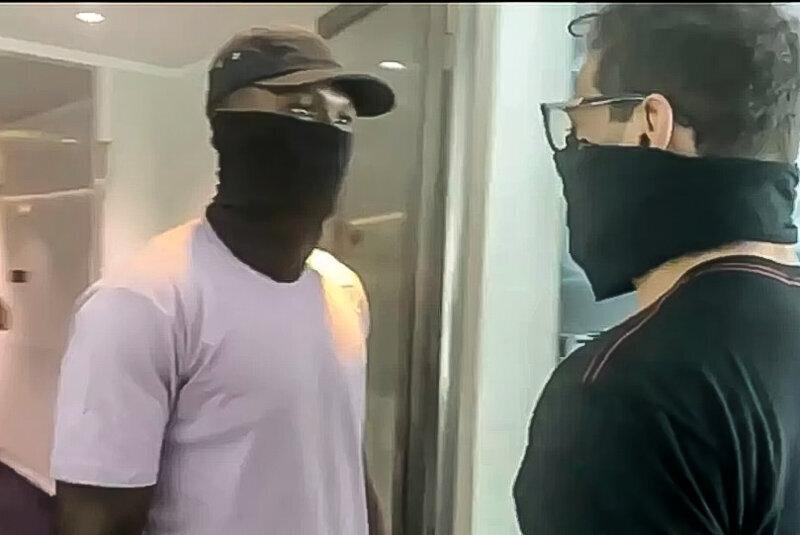 Israel Adesanya et Paulo Costa se sont croisés à Abu Dhabi, et se sont montrés du respect.