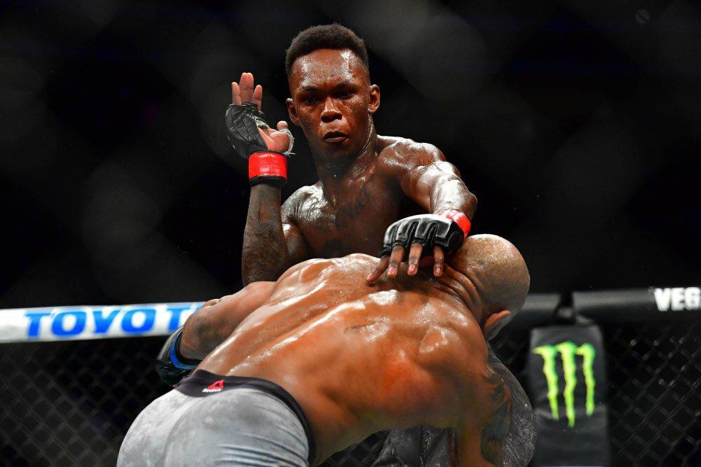 UFC 248 - ADESANYA vs ROMERO - Vidéo HL