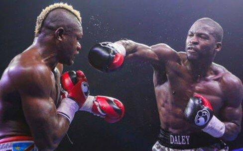 Youri Kalenga vs Denton Daley - Fight Video