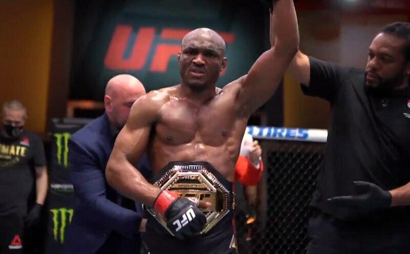 Résultats - Kamaru Usman détruit Gilbert Burns par TKO en trois rounds