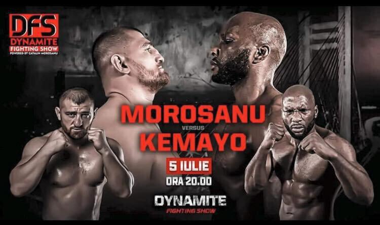Freddy KEMAYO vs Catalin MOROSANU - La Belle !