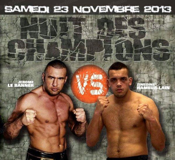 Jerome Le Banner vs Zinedine Hameur-Lain - Full Fight Video