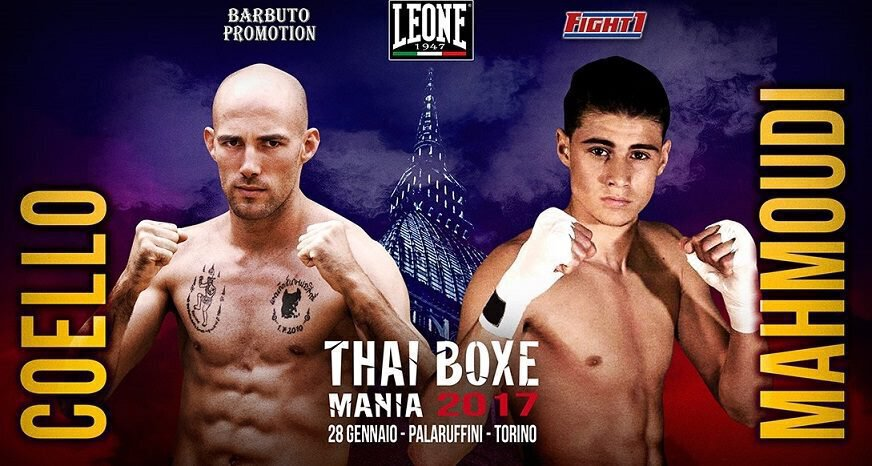 Elias MAHMOUDI vs Carlos COELLO - Muay Thai Fight Video - THAI BOXE MANIA