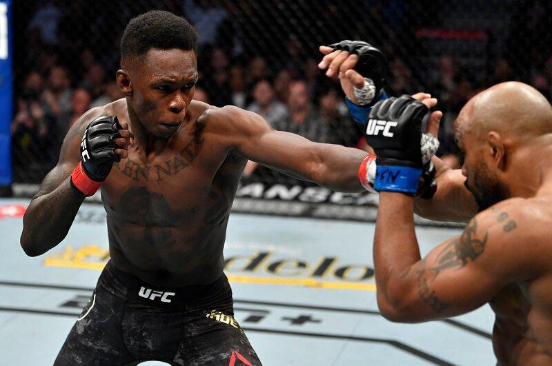 UFC - Israel ADESANYA reste le champion mais sans vraiment convaincre