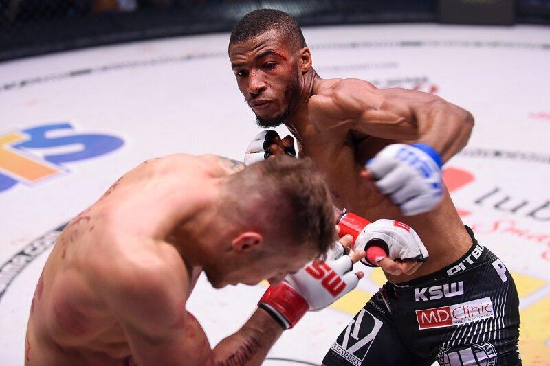 MMA - Salahdine Parnasse remet sa ceinture intérim en jeu face à Ivan Buchinger au KSW 52