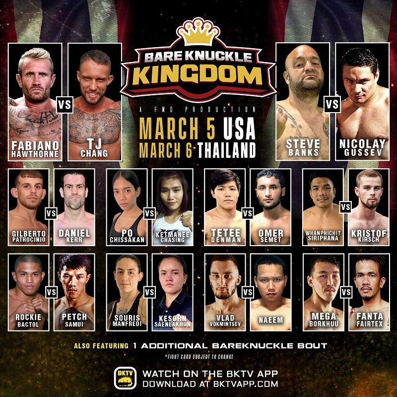 Souris Manfredi à la conquête de la ceinture mondiale WBC en Muay Thai