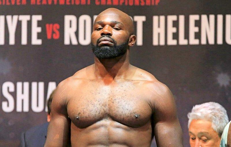 Carlos Takam: Oui, je pense que je peux battre Tyson Fury