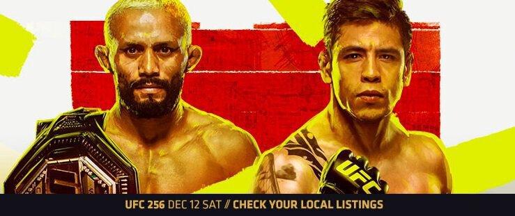 UFC 256 - Figueiredo vs Moreno - Date, Carte des combats, Résultats, infos direct live et vidéo