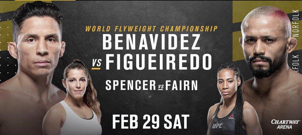 Zarah FAIRN de retour à l'UFC face à Félicia SPENCER le 29 février