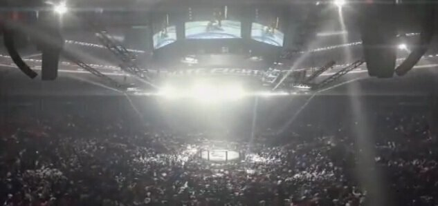 Liste des prochains événements de l' UFC