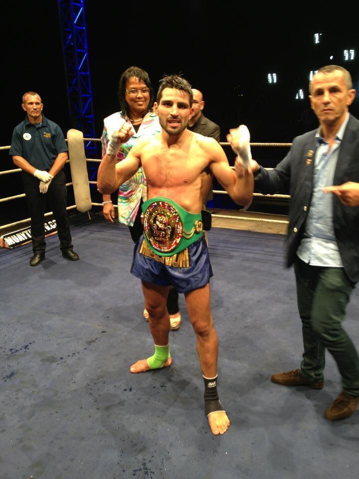 Mehdi ZATOUT de retour sur les rings avec le ONE FC