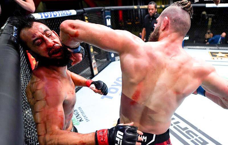 Video - Jiri Prochazka signe le KO de l'année ? UFC