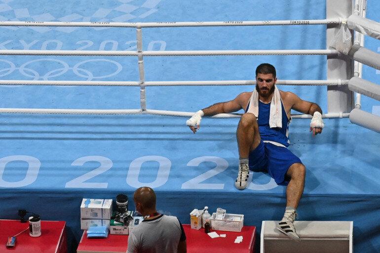 Affaire Mourad Aliev - Le Tribunal Arbitral du Sport rejette l'appel du CNOSF