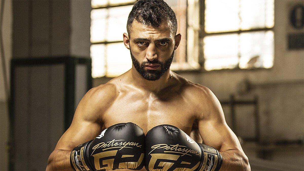 Giorgio Petrosyan veut Superbon Banchamek pour son prochain combat