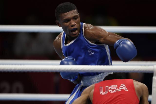 JO Résultats Boxe - Samuel Kistohurry éliminé au premier tour sur une décision partagée