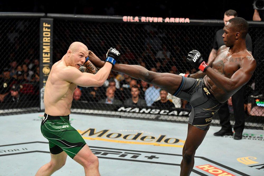 Video HL - Israel Adesanya vs Marvin Vettori 2 - UFC 263