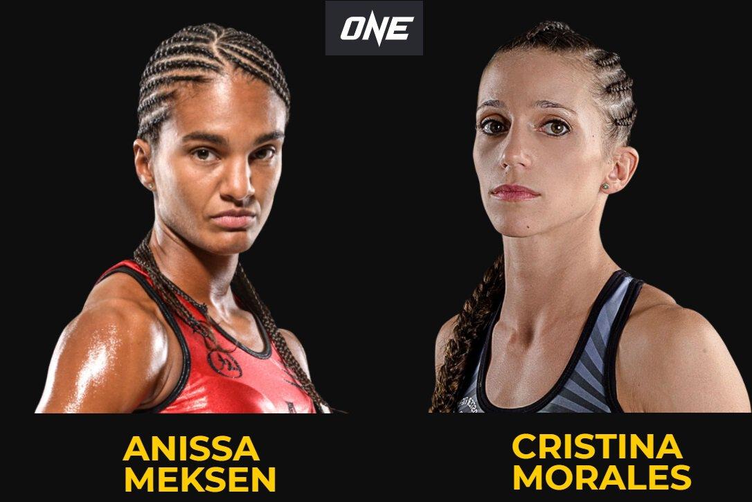 Anissa Meksen vs Cristina Morales au ONE Championship