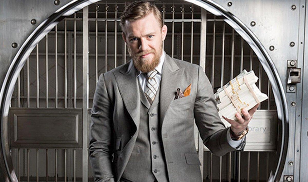 UFC 264 Salaires - Conor McGregor empoche 23 millions de dollars