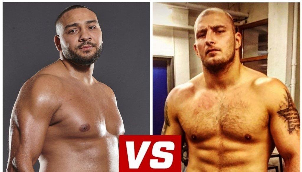 Nordine Mahieddine vs Raul Catinas confirmé pour le GLORY 78