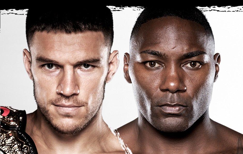 Anthony Johnson vs Vadim Nemkov prévu pour le 16 octobre au Bellator