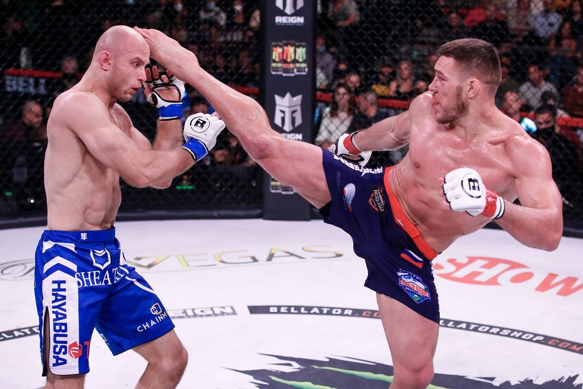 Vidéo – Vadim Nemkov soumet Julius Anglikas, Corey Anderson met TKO Ryan Bader au Bellator 268